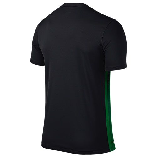 Nike Striped Division II Jersey - Black   Pine Green ... ab8abccc4